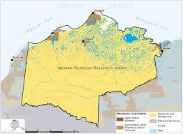 Central Federal Lands Organization Chart National Petroleum Reserve In Alaska Bureau Of Land Management