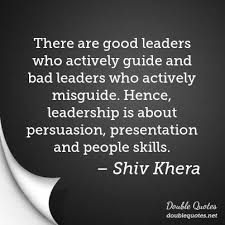 Bad Leadership Quotes New Skills Leadership Quotes Double Quotes