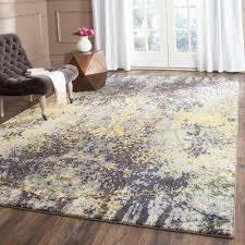 monaco gray multi 7 ft x 9 ft area rug