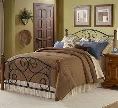 Metal Bedroom Furniture Iron Bed Frames Queen Design Metal Bed Frames Queen With Soft