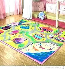kids cotton rug purple nursery rug cool playroom carpet colourful childrens rugs nursery rugs