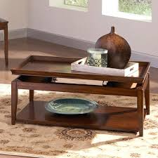 steve silver coffee table silver rectangular cherry wood lift top 3 piece coffee table set steve