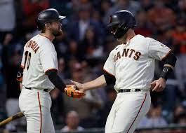 SF Giants' Posey, Crawford, Longoria ...