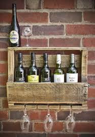 pallet wall wine rack. Wooden Wall Wine Rack Pallet E