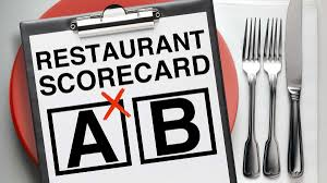 Restaurant Scorecard Dead Bugs At One Spot Near Perfect Score At