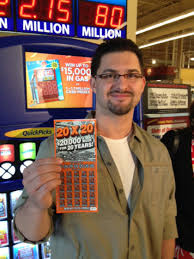 Illinois Lottery Vending Machines Classy Chicago Man Wins Largest Instant Game In Illinois History CBS Chicago