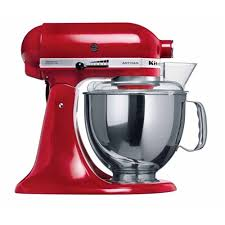 kitchenaid artisan ksm150 stand mixer empire red rrp 879 00 589 00 purchase