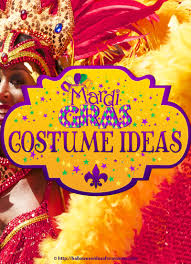 mardi gras costume ideas for women