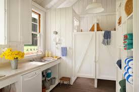 Rustic Country-Style Bathhouse | Heidi Richardson | HGTV