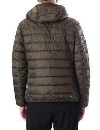 Napapijri Aerons Men's Quilted Hooded Jacket & Aerons Men's Quilted Hooded Jacket Adamdwight.com