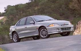 2002 Chevrolet Cavalier - Information and photos - ZombieDrive