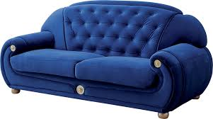 fabric sofas blue. Modren Blue Pic 2 On Fabric Sofas Blue S