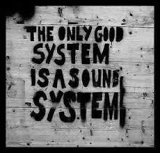 sound system music. image is loading cool-graffiti-the-only-good-system-is-a- sound system music g