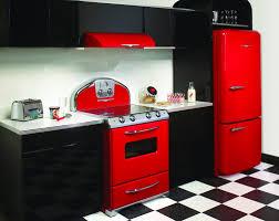 Red And Black Kitchen Red And Black Kitchen Wall Decor Brwon Minimalist Veneer Laminate