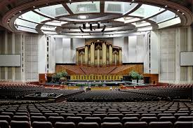 Lds Conference Center The Conference Center Located In Sa