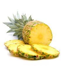 """Résultat de recherche d'images pour """"ananas coupé en morceaux"""""""