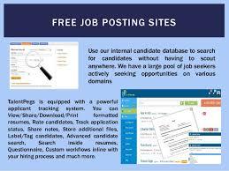 Job Posting Site Free Job Posting Sites For Employers