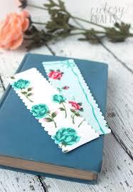 Design Handmade Bookmarks Diy Handmade Bookmarks Using Vintage Linens The Polka Dot