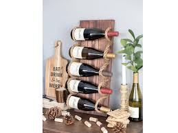 BEGIN SLIDESHOW. Figuring out how to store wine in our house was a ...