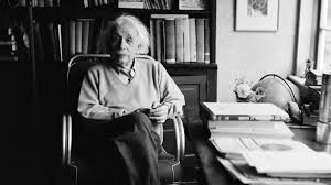 albert einstein s love life the wives the affairs biography albert einstein in his study photo getty images