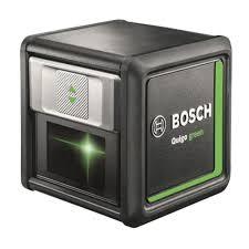 Уровень лазерный <b>Bosch Quigo Green</b> Set с дальностью до 10 м ...