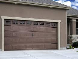 brown garage doorsPreparing Your Garage for Winter  A Garage Doors