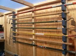 picture of garden tool rack