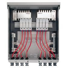 solar mnpv8 mc4 pre wired combiner box solar panels fuse replacement at Solar Fuse Box