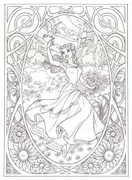 Small Picture Free Coloring pages printables Belle Free coloring and Child