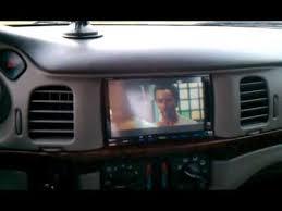 double din radio in my chevy impala done right (evo 4g (part 3 2003 impala ls radio wiring diagram at 03 Impala Radio Wiring Harness
