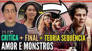 Amor e Monstros 2   Diretor fala sobre sequência do sucesso estrelado pelo  Dylan O'Brian - Cinestera