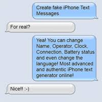 Fake Fake Text Iphone Generator Iphone TFwqFX