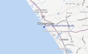 Tide Chart Carlsbad Ca South Carlsbad State Beach Surf Forecast And Surf Reports
