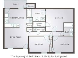 emejing 3 bedroom apartment floor plans images interior design 3 bedroom flat floor plan pdf