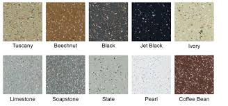 countertop paint colorsDaich SpreadStone Countertop Refinishing Kit