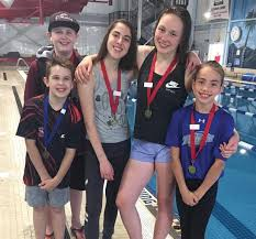 Five relay golds for Sharks in Peace River | Lakeside Leader