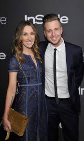 ryan tedder and wife. Fine And Ryan Tedder U0026 Wife Genevieve At The Golden Globes And Wife R
