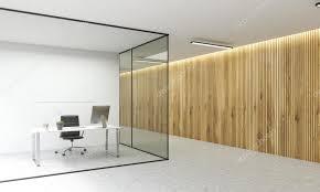office hallway. Office And Hallway Side \u2014 Stock Photo Office