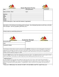 Example Payment Receipt 14 Istudyathes