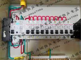 In south africa the seller normally takes responsibility for the issue of the coc. House Wiring Distribution Board
