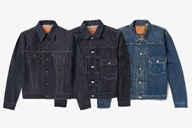 vertical seams are the hallmark of a trucker jacket but three key iterations define the evolution of the trucker jacket