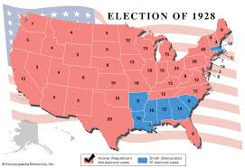 Wisconsin Candidate Comparison Chart United States Presidential Election Of 1928 United States