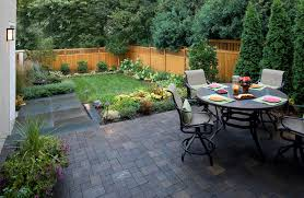 Backyard Landscaping Ideas Interesting Small Backyard Landscape Designs Remodelling