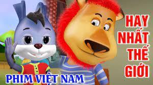 LU và BUN   Hoạt Hình Thiếu Nhi Vui Nhộn - Phim Hoạt Hình Việt Nam Hay Nhất  Thế Giới - YouTube