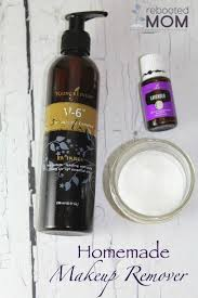 make makeup remover with essential oils