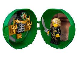 LEGO® Ninjago Lloyd's Kendo Training Pod (853899)