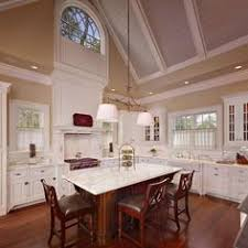 Image Kitchen Island Tips To Create Delightful Atmosphere With Traditional Kitchen Styles Design Pinterest 36 Best Cathedral Vaulted Ceiling Lighting Images Cathedral