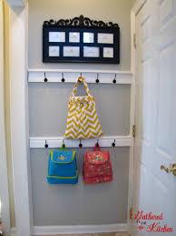 Kitchen Entryway Diy Entry Door Coat Hook Tutorial Coat Hooks Tutorials And Hooks