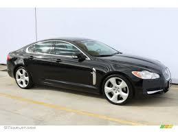 Ebony Black 2009 Jaguar XF Supercharged Exterior Photo #59605212 ...