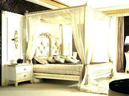 decoration: Twin Size Canopy Bedroom Sets Bedding Set Queen Bed King ...